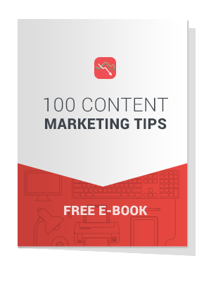 100 Content Marketing Tips 1